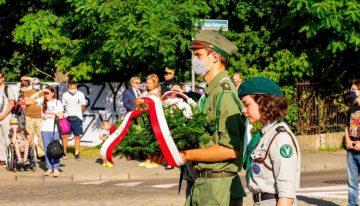 Uczciliśmy pamięć Powstańców Warszawskich
